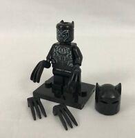 New BLACK PANTHER Minifig marvel figure minifigure Super Hero avengers