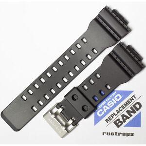 Original Casio Wrist WatchBand for GA-100, G-8900, GA-110, 10347688 (10366709)