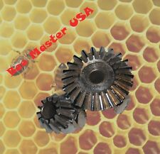 Best Quality Cast Iron Plating Light Honey Extractor Gear set with Bolts.