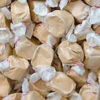 GOURMET MAPLE Salt Water Taffy Candy TAFFY TOWN 1/4 LB  to 10 LB BAG