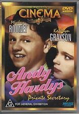 Andy Hardys Private Secretary - Mickey Rooney, Kathryn Grayson (DVD)