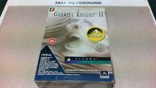 A GABRIEL KNIGHT II MYSTERY THE BEAST WITHIN PC CD ROM BOX ITALIANO