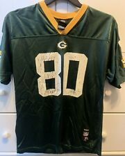 Green Bay Packers Donald Driver Youth XL Jersey #80 NFL Team Apparel Reebok