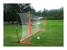 BowNet Soccer 7x21 Portable Nylon Goal Net with Carry Bag - Bow7x21