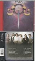 Toto 1st Album 1978 Cd Album 80's pressing CDCBS 83148 child's anthem