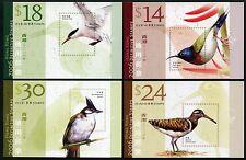 Hongkong 2006 Birds Vögel Freimarken Markenhefte (4) Stamp Booklets MNH