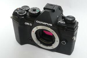 Olympus OM-D E-M5 Mark III Gehäuse / Body gebraucht 1070 Auslösungen  EM5
