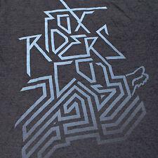 Fox Riders Co T-Shirt XL Motocross Action Sports Brand