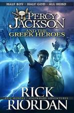 Percy Jackson and the Greek Heroes (Percy Jackson's Greek Myths)-ExLibrary