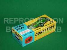 Corgi #152S B.R.M. F1 Grand Prix - Reproduction Box by DRRB
