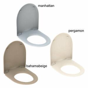 Geberit (ehem. Keramag) WC-Sitz Renova, verschiedene Farben