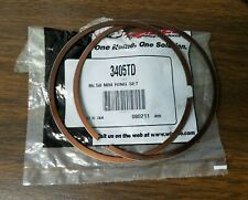 New Wiseco KX500 86.50mm Ring Set 3405TD