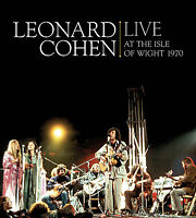 LEONARD COHEN Live At The Isle Of Wight DVD BRAND NEW NTSC Region 0