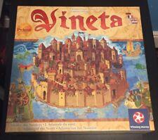 Vineta Atlantis of The North Board Game Complete Retro History New & Sealed
