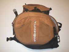 Umpqua Overlook Z5 Chest Pack and BackPack