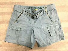 NEW Da-Nang Surplus Women's Belted Pocket Phant Shorts HPG5391 SMALL/ S