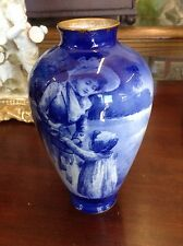 Royal Doulton Children Series Mother and Child Vase
