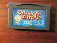 NO RULES GET PHAT               --- pour GAME BOY ADVANCE