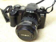 Minolta Dynax 600si Classic 35mm SLR, Minolta af 28mm 80mm AF LENS