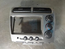 Honda Civic Type R EP3 01-05 Centre Console Stereo Surround fascia AC see pics