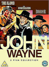 John Wayne Collection - Red River / The Alamo / The Horse Solidiers DVD NEW DVD