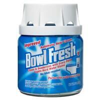 Bathroom Regular Strength Fresh Cleaner Jar 6 Pack 8 Oz Automatic Toilet Bowl