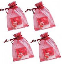 4 x Christmas stocking filler gift shiny lucky sixpence good luck charm reindeer
