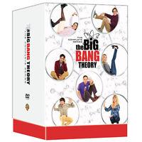 The Big Bang Theory The Complete Series Season 1-12 DVD Box Set Sealed 37 Discs