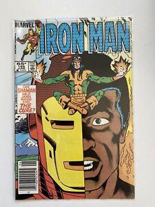 IRON MAN #195 (1ST SERIES) MARVEL COMICS
