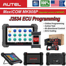 Autel MaxiSys MK908Pro Car OE-level Diagnostics Scanner BMW/Benz ECU Programming