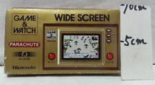 Parachute Game Watch Nintendo with the box VG