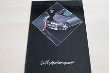 117197) BMW 3er Reihe E36 - MK-Motorsport - Prospekt 199?