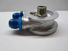 """Mocal Ölkühler Adapter Platte 3/4"""" - D10 (Aluminium) - G60 VR6 16V C20LET"""