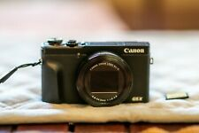 canon powershot G5x with extras