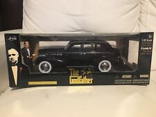 Godfather 1:18 Scale '40 Cadillac Fleetwood Series 75 with figure