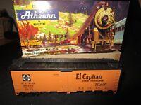 Athearn 5019 HO scale EL CAPTAIN Boxcar