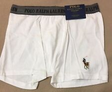 Polo Ralph Lauren  Pouch Boxer Brief X-Large 40-42 White  (0962)