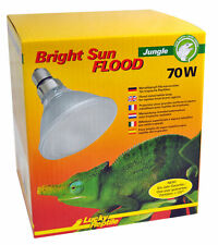 Lucky Reptile Bright Sun FLOOD Jungle UV 70 Watt /  UVA UVB Strahler / UV Lampe