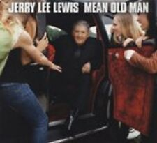 CD DIGIPACK JERRY LEE LEWIS - MEAN OLD MAN /  neuf & scellé