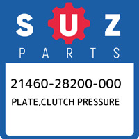 21460-28200-000 Suzuki Plate,clutch pressure 2146028200000, New Genuine OEM Part