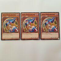 Yugioh Dark Magician Girl x3 (LDK2-EN011) Common Unlimited NM/M