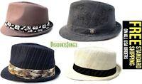 Peter Grimm  Men's Women's UNISEX Fedora HAT ,,,, NEW,,,,