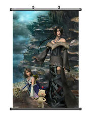 Final Fantasy X 10 Lulu Home Decor Poster Wall Scroll Game Art Anime