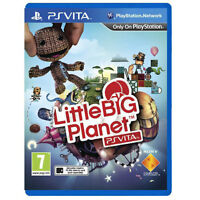 LITTLE BIG PLANET PLAYSTATION VITA JUEGO NUEVO PRECINTADO
