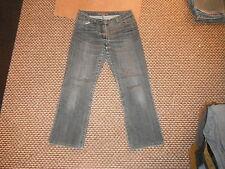 "Cherokee Bootcut Size 14 Leg 29"" Faded Dark Blue Ladies Jeans"