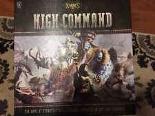 Hordes High Command card game LCG PIP61003 by Privateer press 2013
