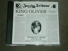 King Oliver and His Orchestra Jazz Tribune No. 6 Dbl CD