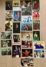 Lot 25 Duran Duran Postcards - 80's