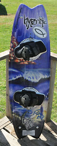 Hyperlite Drifter136 Funky Monkey Ski Wakeboard Made in USA Boots Good Condition