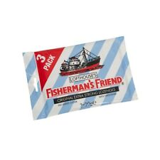 Fisherman's Friend Caramelos SIN AZÚCAR (3x20g)